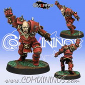 Evil - Evil Warrior nº 2 - Meiko Miniatures