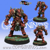 Evil - Evil Warrior nº 3 - Meiko Miniatures