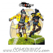 Amazons - Karla Star Player - SP Miniaturas