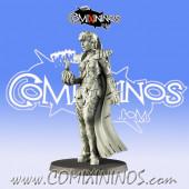 Egyptians - Sorceress Egyptian Wizard Underground - Games Miniatures
