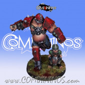 Big Guy - Kick and Off - Willy Miniatures