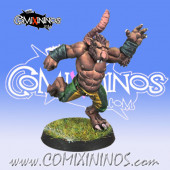 Ratmen - Kicker Lineman - Willy Miniatures