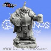 Dwarves - Dwarf Knight nº 8 Bloodweiser - Scibor Miniatures