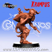 Evil Dwarves - Krampus Hobgoblin Assassin - RN Estudio