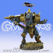 Lizardmen / Frogmen - Lizardmen Big Guy - SP Miniaturas