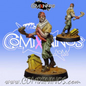 Paul Kuato Limited Edition - MAOW Miniatures