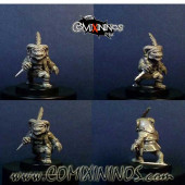 Evil Dwarves - Labyrinth Hobgoblin Assassin - Goblin Guild