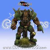 Evil Dwarves - Lamassu Minotaur nº 2 of Grim Butchers Team - Goblin Guild