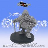 Orcs / Black Orcs - Le Big Noble Orc Coach - Mystery Studio