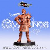 Norses - Celthunders Lineman nº1 - RN Estudio