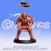 Norses - Celthunders Lineman nº2 - RN Estudio