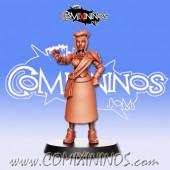 Norses - Celthunders Linewoman nº6 - RN Estudio