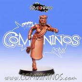 Norses - Celthunders Linewoman nº7 - RN Estudio