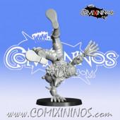 Goblins / Underworld - Gobfreak Goblin Lineman B - Games Miniatures