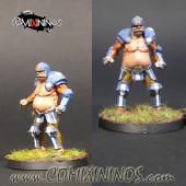 Humans - Fat Bastards Lineman nº 1 - Meiko Miniatures