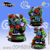 Orcs - Orc Lineman nº 1 - Meiko Miniatures