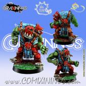 Orcs - Orc Lineman nº 8 - Meiko Miniatures