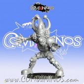 Goblins / Underworld - Gobfreak Goblin Lineman A - Games Miniatures