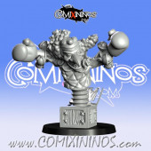 Goblins / Underworld - Gobfreak Goblin Lineman G - Games Miniatures