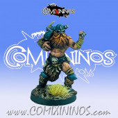 Norses - Thrower nº 2 or Lineman nº 6 Legends of the North - Goblin Guild