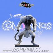 Ratmen - Rat Max Lineman nº 2 - SP Miniaturas