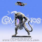 Ratmen - Rat Max Lineman nº 3 - SP Miniaturas