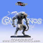 Ratmen - Rat Max Lineman nº 5 - SP Miniaturas