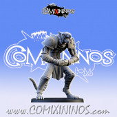Ratmen - Rat Max Lineman nº 6 - SP Miniaturas