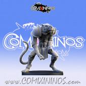 Ratmen - Rat Max Lineman nº 7 - SP Miniaturas