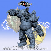 Big Guy - Lions of Fire Big M Ogre - SP Miniaturas