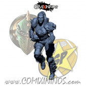 Humans - Lions of Fire Vaina Star Player - SP Miniaturas