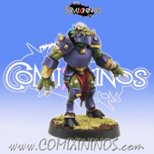 Lizardmen - Lizaurus nº 1 - Willy Miniatures