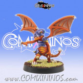 Lizardmen - Baby Lizard nº 1  - Willy Miniatures