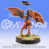 Lizardmen - Baby Lizard nº 5 - Willy Miniatures