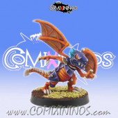 Lizardmen - Baby Lizard nº 6 - Willy Miniatures