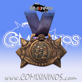 Best Defense Medal nº 2 - Chaos Factory