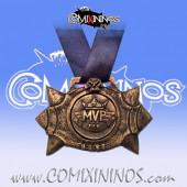 MVP Medal nº 2 - Chaos Factory