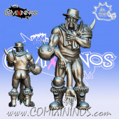 PRE-ORDER - Jason Marauder with Extra Arm Mutation - Meiko Miniatures