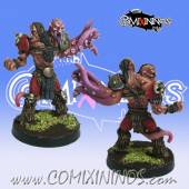 Evil Pact - Marauder Star Player with Two Heads - Goblin Guild