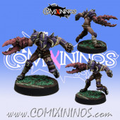 Evil Pact - Marauder nº 9 with Claws -  Meiko Miniatures