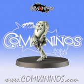 Undead / Egyptian - Underground Mascotte with Ball - Games Miniatures