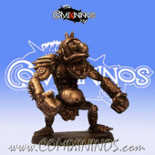 Big Guy - Troll Maurice of Goblin and Underworld Teams - Uscarl Miniatures