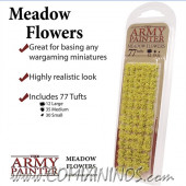 Battlefields XP: Meadow Flowers Tuft - The Army Painter