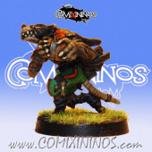 PAINTED Ratmen Gutter Runner nº 2