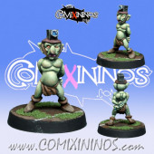 Ogres / Goblins - Mindundi Camera Snotling - NAW Miniatures