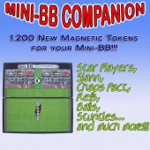 Mini-BB Companion - 1.200 New Magnetic Tokens