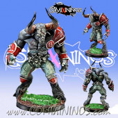 Evil - Minotaur nº 2 of Evil Team - Willy Miniatures