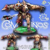 Big Guys - Minotaur nº 1 - Meiko Miniatures