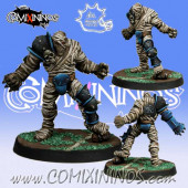 Undead / Egyptian - 45 mm Mummy nº 1 - Meiko Miniatures