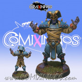 Egyptian / Undead - Mummy Rev-Tut XI Star Player - SP Miniaturas
